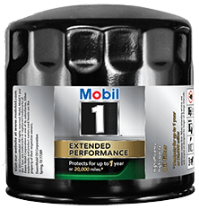 Mobil 1 oil filters